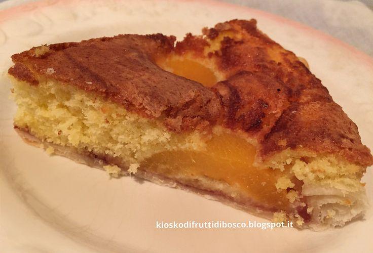 Kiosko di frutti di bosco: Fior di albicocche..un fiore di torta per tutte le...
