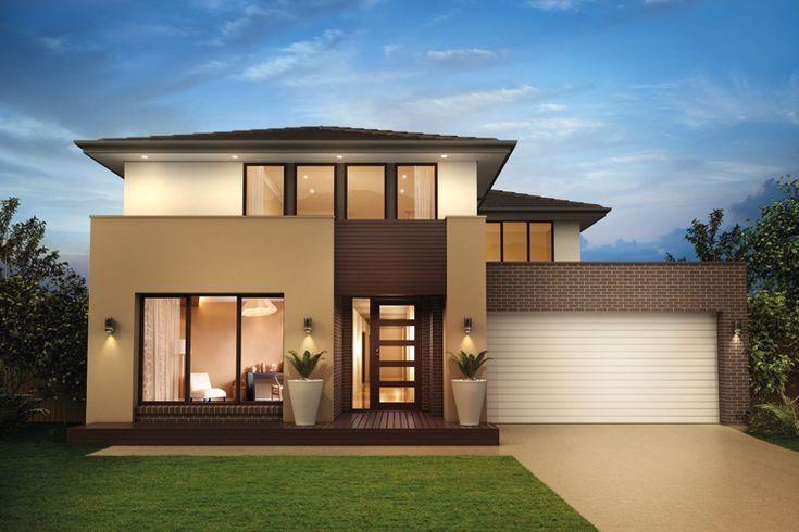 Conoce Las Mejores Fachadas Sencillas Y Habla De Ellas Por Todo El Mundo Antiguas Arquitectura Facade House Modern Style House Plans Modern Bungalow House