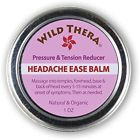 Headache Medications & Treatments Migraine Relief. Herbal Balm With Essential To