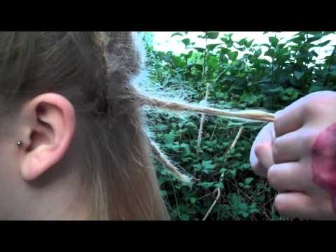 How to make dreadlocks. These dreads are beautiful! They remind me of Angelina Jolie's dreads in Gone in 60 Seconds.
