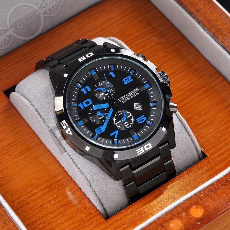 US $143.00 - Newest Luxury brand Curren casual Men Watches Fashion Sports Watches Quartz Clock Military watches women Wristwatches 0211