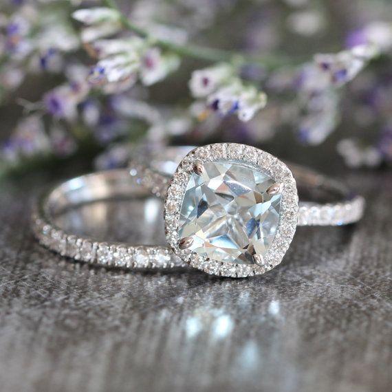 Aquamarine wedding