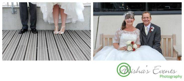 Weddings at Royal Submarine Museum  / Wedding photographer Gosport  / Mr & Mrs portraits - unique www.alishaseventsphotography.co.uk