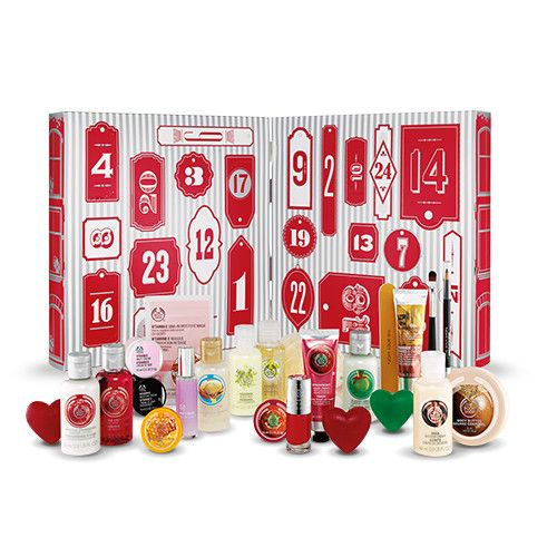 The Best of the Body Shop® Advent Calendar | Christmas Gift | The Body Shop ®