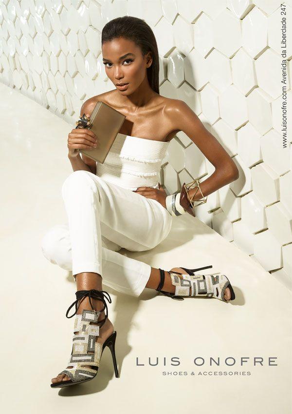 Brilhos da Moda: Campanha Luís Onofre Primavera Verão 2016