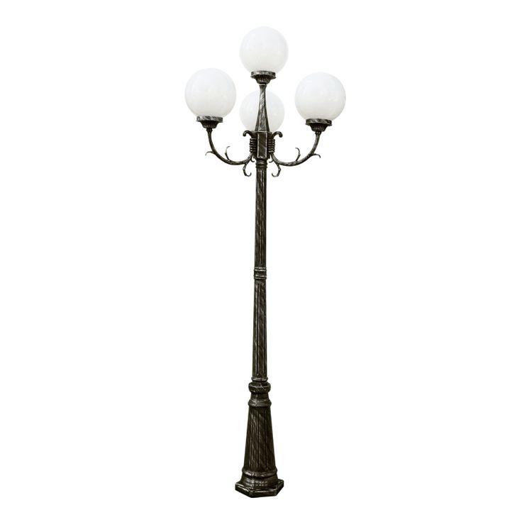 Outdoor Lamp Posts Post, Multi Light Lamp Post