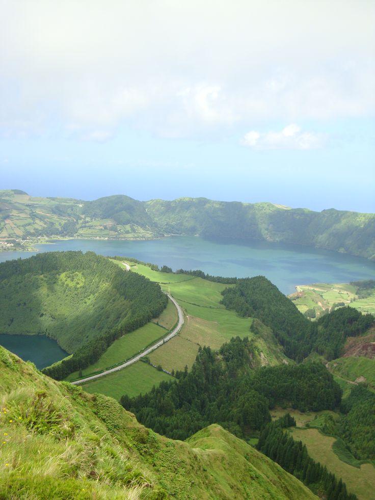 Sete Cidades em Azores