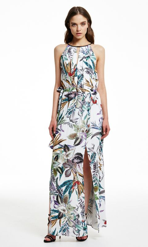 AlibiOnline - Botanical Maxi by COOPER ST, $189.95 (http://www.alibionline.com.au/botanical-maxi-by-cooper-st/)