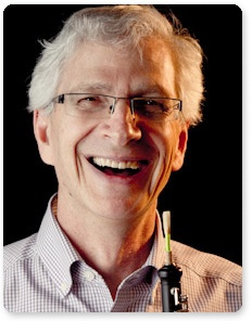 David Sussman, Assistant Principal Oboe and English Horn: With the CPO since 1981.
