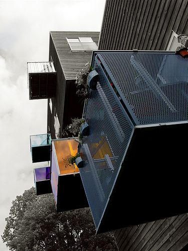 Wozoco Apartments in Amsterdam (5 Pictures)   See More Pictures   #SeeMorePictures
