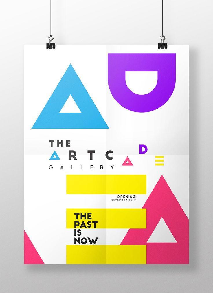 The Arcade Gallery https://www.behance.net/gallery/31285181/The-Arcade-Gallery