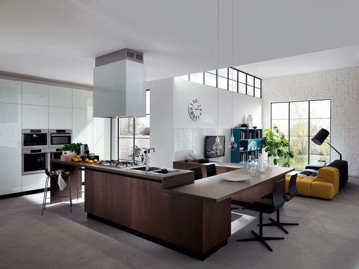 23 best Brand#Kitchen#Scavolini images on Pinterest | Contemporary ...