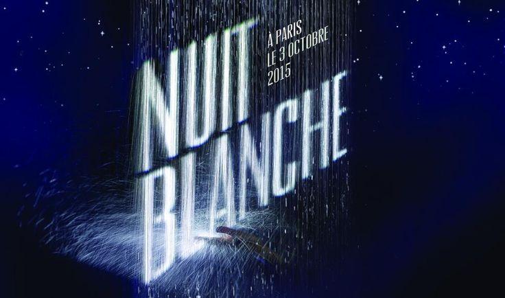 3 octobre 2015 à Paris. La 14e édition de Nuit Blanche se propose de vous révéler les visages d'un Paris qui se transforme…