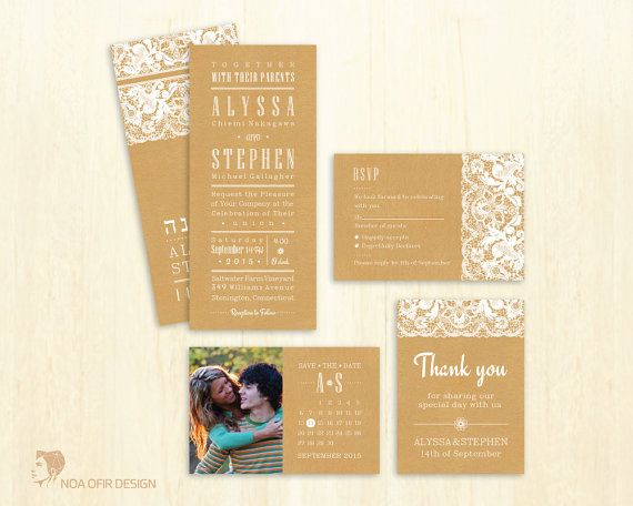 Hebrew English Wedding Invitations: 25+ Best Jewish Wedding Invitations Ideas On Pinterest