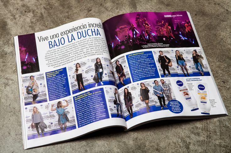 Angel García, Photographer: Los looks más Cosmo en el concierto de Crystal Fig...