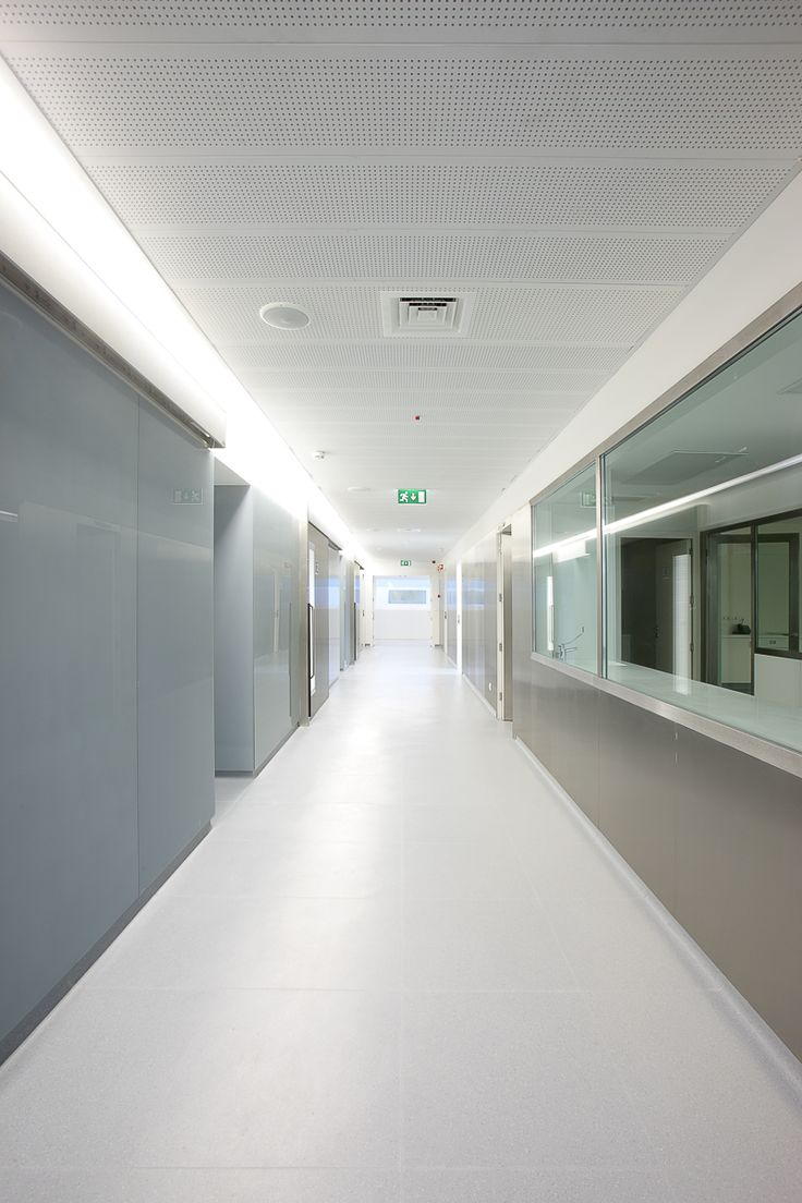 CUF Hospital in Porto designed by #MVentura & Partners.