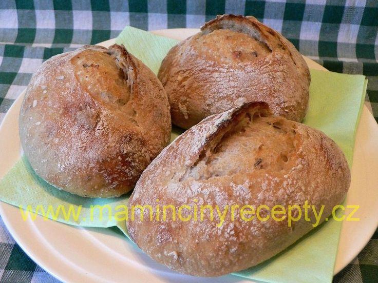 Kváskové chlebánky