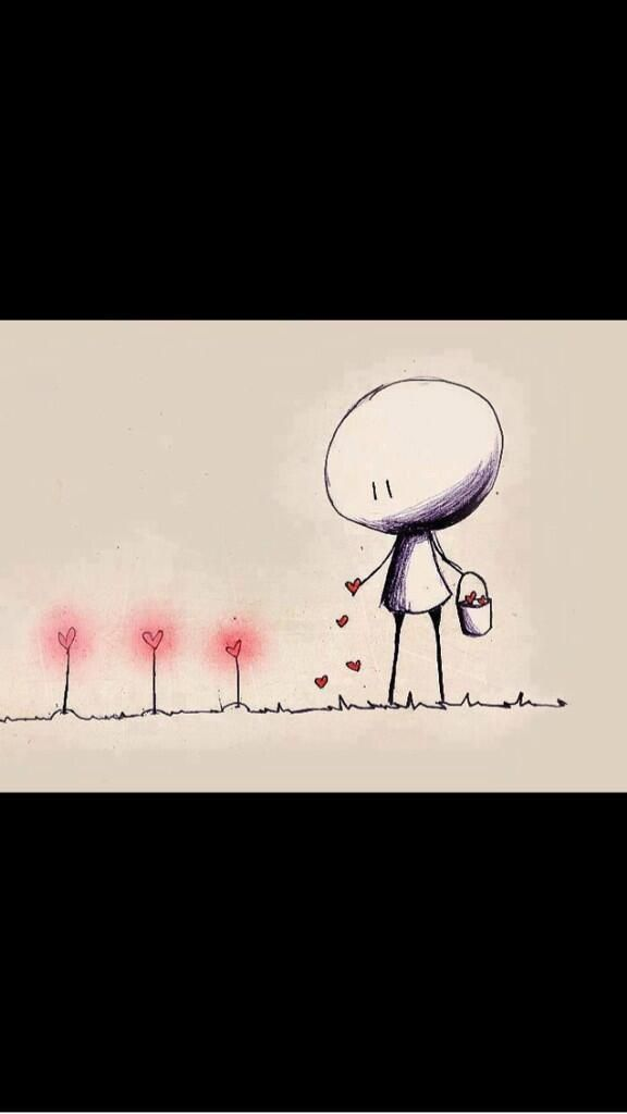 """Ektiğimiz biçtiğimiz sevgi olsun. Sevgi """"emek"""" demektir..."""