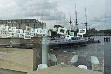 Amsterdam 2#tapete #tapeten #fotograf #design #urban #fotograf #spiegelung #architektur