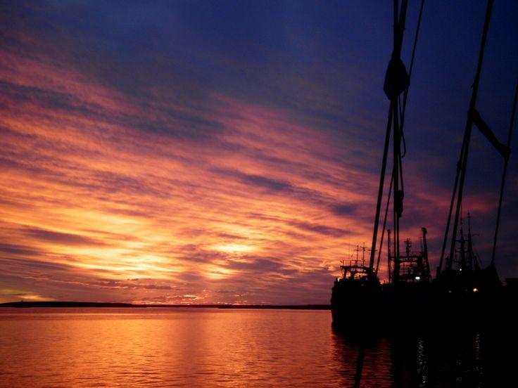 Paisajes del fin del mundo. Puerto Deseado - Patagonia Argentina