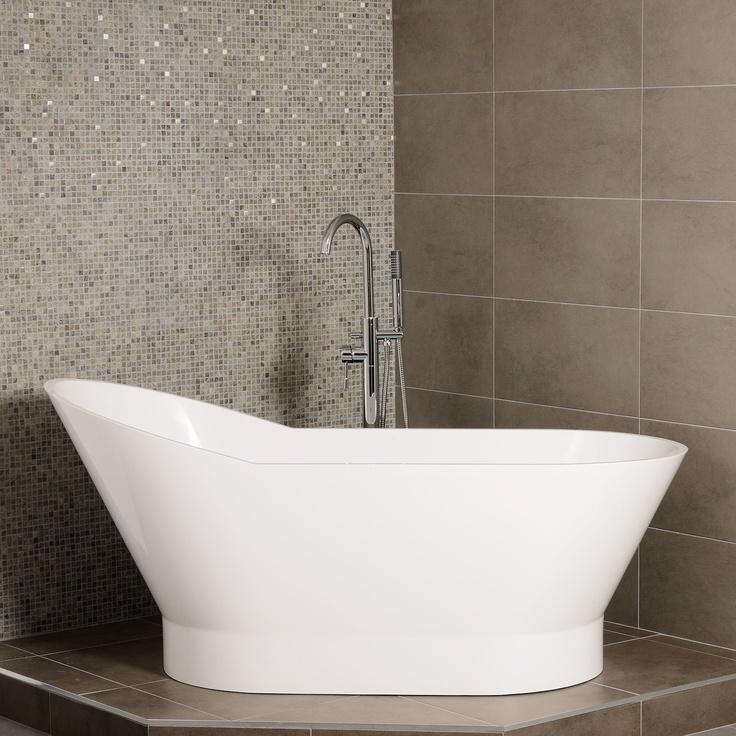91 best Baths images on Pinterest | Roll top bath, Freestanding bath ...