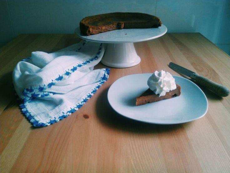Bolo de Dióspiro // Persimmon Cake