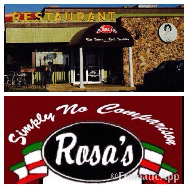 Our Hopewell Virginia location Rosas Pizza  Family owned since 1976 Ingargiola Family #rosaspizzava #LoveRosasPizzaVa #LoveRVA