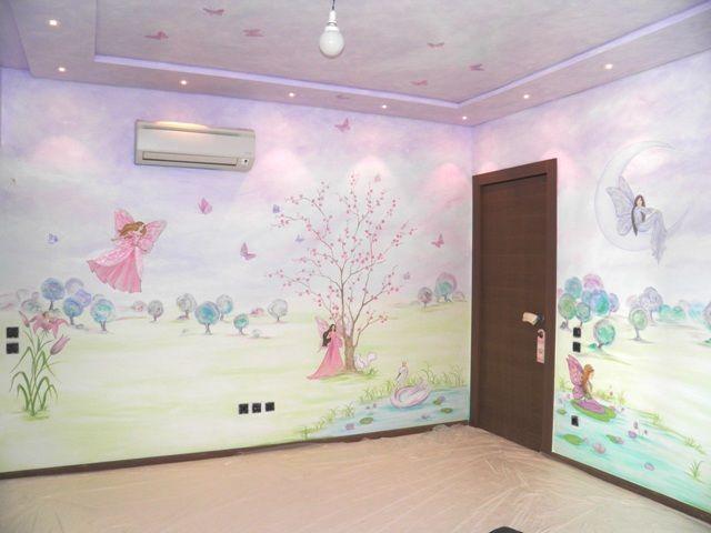 Παιδικά δωμάτια γεμάτα χρώματα.Παραμυθένια σκηνικά για να βρίσκονται τα μικρούλια μέσα στον κόσμο της φαντασίας, για χαρούμενα παιχνίδια και όνειρα γλυκά. Οι παρακάτω τιμές είναι ενδεικτικές. Μπορ…