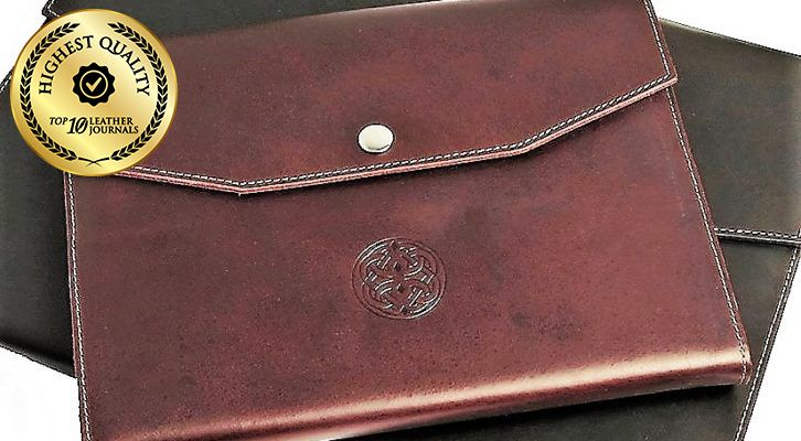 Top 10 Leather Journals is a perfect place to find information about quality leather journals, their various designs and where to buy them. Compare quality, features, designs, and value of various journal notebooks and find your ideal deal. For more info, visit us at http://top10leatherjournals.com/