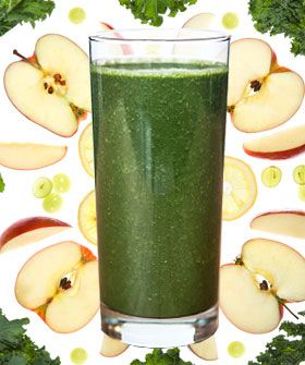 The Ultimate Guide To Green Smoothies #Refinery29
