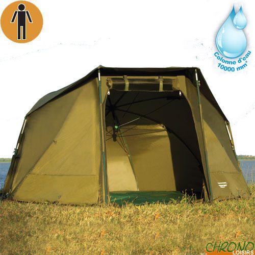 Abris Prowess Winker Brolly Façade amovible 1 place sur www.chronocarpe.com/-p-8761.html