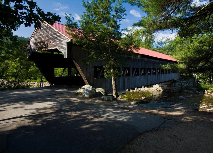 Ashland (NH) United States  city images : Albany bridge Albany, NH United States. Another bridge close to my ...