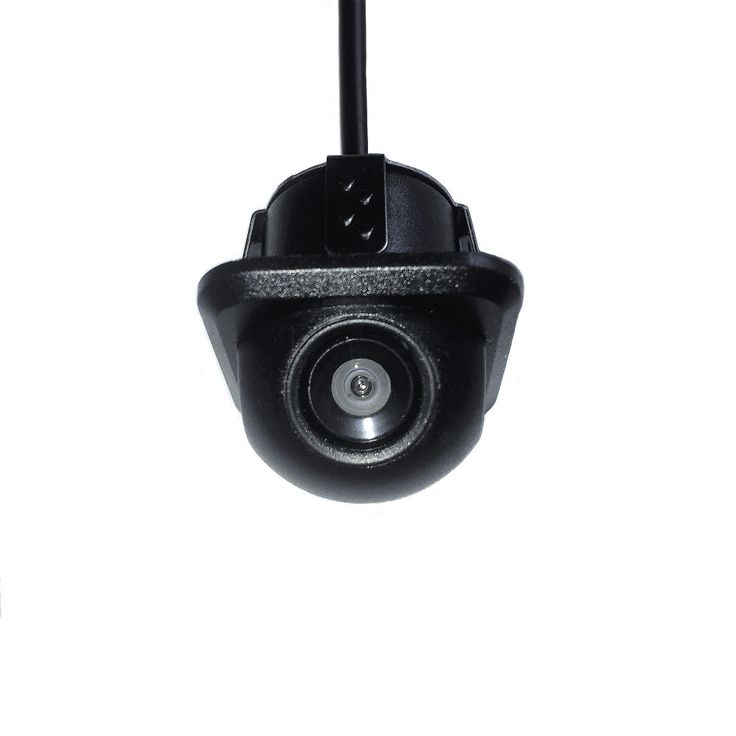 20mm Card Hole HD Vehicle Camera 170 Wide Angle Universal Car Rear view Camera IP67 Waterproof for Volkswagen Ford Toyota&more