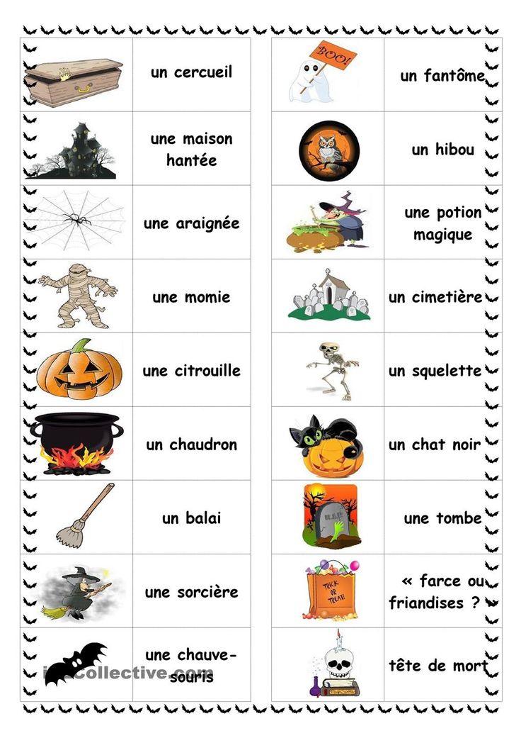 Halloween en images