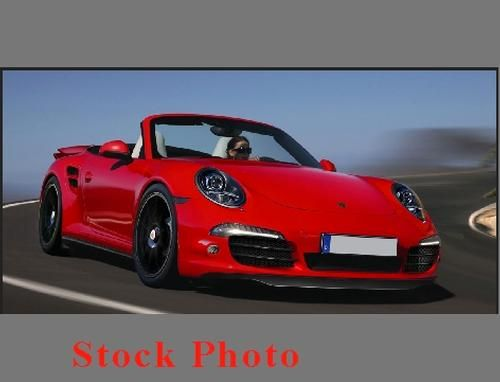 2013 porsche 911 turbo s cabriolet this car is in showroom condition with original miles - 2013 Porsche 911 Turbo S