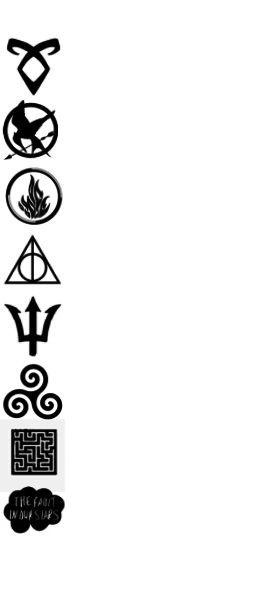 Símbolos de películas
