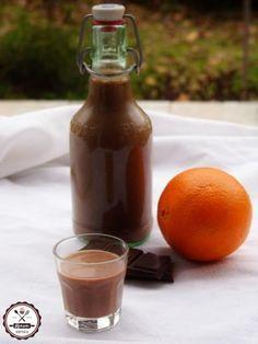 Narancsos csokilikőr