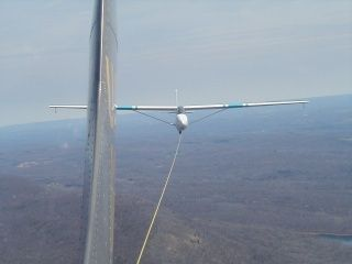 New Jersey Glider Pilot Lessons and Training - Full Service Gliderport - Yards Creek Soaring - serving NY, PA, CT and NJ - 1n7 - 40°5816N 074°5951W