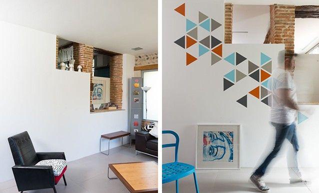17 meilleures images propos de decoration sur pinterest for Lessiver un mur avant de peindre
