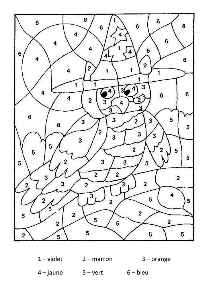 Les Coloriages magiques sont des dessins où chaque zone est à colorier d'une couleur spécifique, selon un code défini, indiqué en légende. Ils peuvent être très simples (peu de zones et chiffres), ou plus compliqués (beaucoup de zones et chiffres). Dans tous les cas, les enfants de maternelle comme les adultes les adorent !  Vite, découvrez et imprimez nos Coloriages magiques par numéros ! Bien sûr, vérifiez bien que vous disposez des couleurs indiquées en légende ...  NOUVEAU : Découvrez...