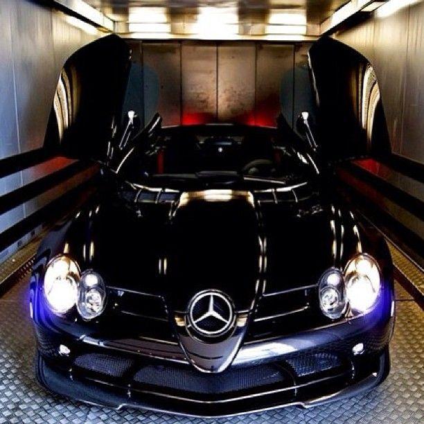 Mercedes McLaren SLR 722 Edition