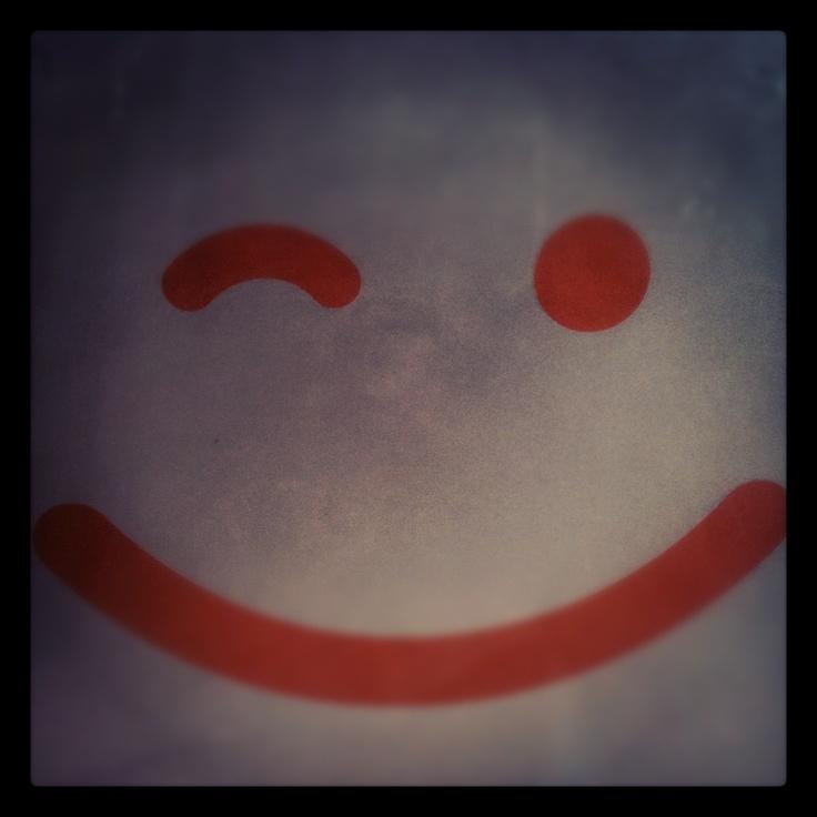 iGuy smiling!