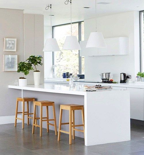30 Creative Open Concept: 117 Best Images About Cocinas On Pinterest