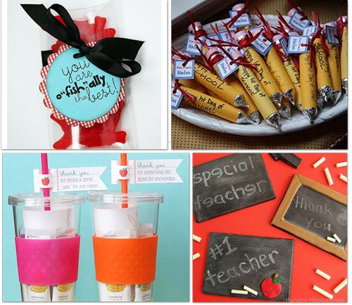 GREAT website for teacher gifts and end of the school year treats!