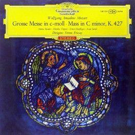 Mozart+Mass+in+C+Minor+Fricsay+LP+Vinil+180+Gramas+Audiófilo+Deutsche+Grammophon+Speakers+Corner+EU+-+Vinyl+Gourmet