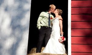 Groupon - Three- or Six-Hour Wedding Photo-Shoot with High-Resolution Images at Rosa Portrait Studio (Up to 55% Off)  in Vancouver. Groupon deal price: C$499