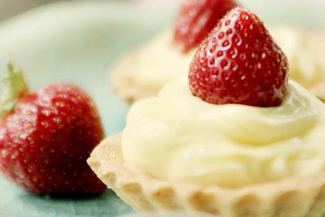 This frangipane recipe features sugar, butter, almond flour, and vanilla. Almond cream recipe.