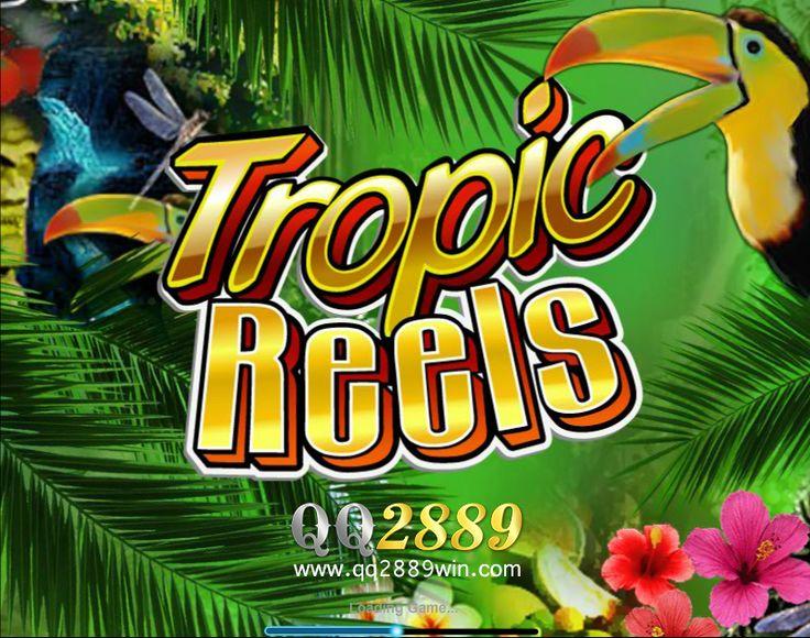Permainan Slot Games Online Tropic Reels