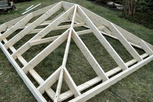 framedroof