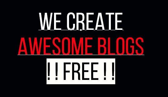 #blogs #blogging #startblogging #freeblog #blogstartup